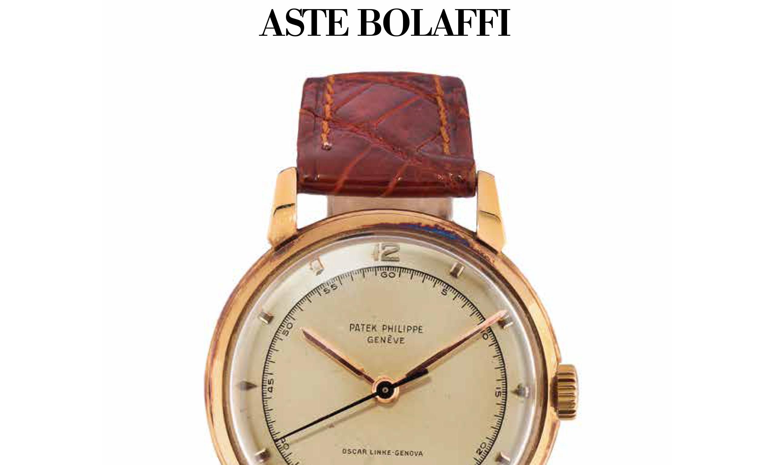 offrire top design shopping Asta Bolaffi di Orologi, 26 Novembre 2018 | il sito dell ...